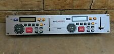 Gemsound CD25 DJ CD Player control module ONLY (UNABLE TO TESTED SELLING AS IS)