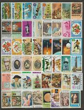 GRENADA & DOMINICA : Mnh stamps.