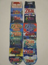ZELDA GAME COVERS socks BUY 3 GET 4th pair FREE Street novelty like odd sox GAME