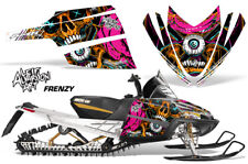 Arctic Cat M Series AC Crossfire Decal Graphic Kit Sled Snowmobile Wrap FRENZY O