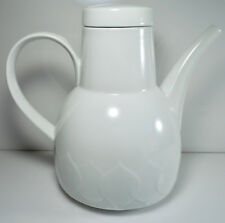 Rosenthal Lotus White Coffee Pot and Lid 5 Cup