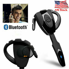 New listing Wireless Bluetooth Headset Stereo Earpiece For Cell Phone Samsung S20 S10 S9 S8