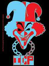 INSANE CLOWN POSSE Carnival Of Carnage Sticker NEW OFFICIAL MERCHANDISE RARE ICP