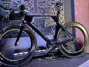 2020 Canyon Road Bike, Speedmax CF 8.0