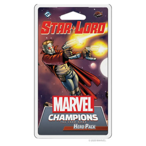 PREORDER Marvel Champions LCG Star Lord Hero Pack