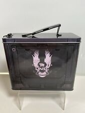 HALO 5 UNSC GUARDIANS THE COOP METAL TIN LUNCHBOX GEEK LOOTCRATE EXCLUSIVE