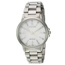 Reloj Pulsera Citizen FE7030-57D para mujer Chandler Eco-drive Acero