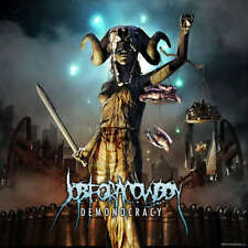 JOB FOR A COWBOY - Demonocracy - CD