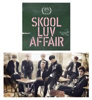 BTS 2nd Album [SKOOL LUV AFFAIR] BANGTAN BOYS Music CD+Photobook+Photocard+Gift