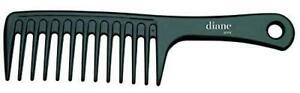 Diane D7113 Ionic Extra Wide Handle Comb