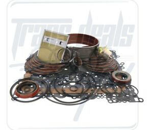 Aluminum Powerglide Transmission Raybestos Stage1 Deluxe Rebuild Kit 70-73