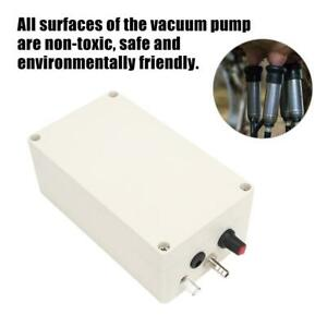 12V Portable Electric Milking Vacuum Pump Machine For Cow