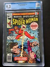 Marvel Spotlight 32 CGC 9.2 ( WP)