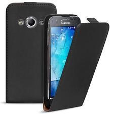 Funda con Tapa Samsung Galaxy Xcover 3 Polipiel Plegable para Móvil