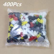 400PCS/Bag Mixed Plastic Fastener Vehicle Car Bumper Door Liner Clips Retainers