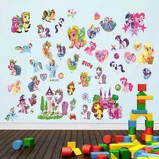 My Little Pony Wall Sticker Removable Vinyl Art Decal Kids Decor