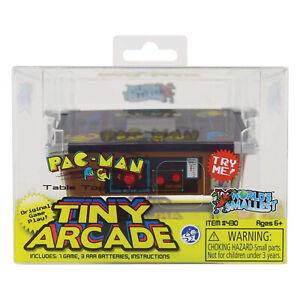 Pac-Man Tabletop Edition Tiny Arcade NEW