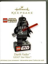 Hallmark 2011 Darth Vadar  LEGO Star Wars  - MIB  Ornament Keepsake