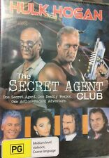 THE SECRET AGENT CLUB * HULK HOGAN BARRY BOSTWICK * NEW & SEALED DVD