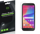 [6-Pack] Dmax Armor Clear Screen Protector for BLU View 2 (B130DL)
