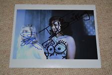 Clare Higgins & Imogen Boorman signed autógrafo 20x25 cm en persona Hellraiser 2