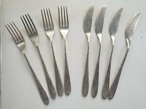 Elkington silver plate cutlery