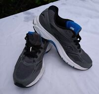 SAUCONY COHESION 9 GRAY BLUE SNEAKERS RUNNING WALKING SHOES US MENS SZ 10