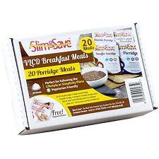 20 Slim&Save VLCD Breakfasts- Banoffee, Chocolate, Vanilla & Original Porridge
