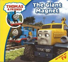 Thomas the Tank book ~ The Giant Magnet ~ Brand new