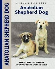 Anatolian Shepherd Dog: A Comprehensive Owner's Guide-ExLibrary
