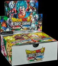 1x Cross Worlds: Booster Box New Sealed Product - Dragon Ball Super Card Game