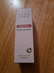 Avon True Ageless Tri-phase Elixir 30ml New