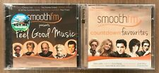 SMOOTH FM Presents Feel Good Music & Countdown Favourites 2-pack [4-CDs]