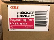 OKI Data Image Drum NEW OEM Magenta 56125002 PRO510DW / PRO900DP new in box