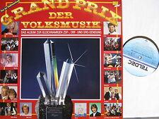 LP  ORF - SRG - ZDF - GRAND PRIX der VOLKSMUSIK - Das Album zur TV-Sendung