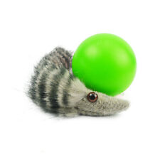 1Pcs Weasel Activation Ball Pet Dog Cat Puppy Toy Jumping Rolling Chasing Moving