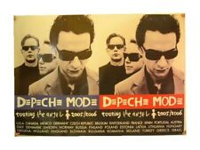 Depeche Mode Commercial Poster Angel Tour Europe