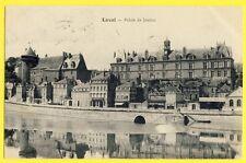 cpa LAVAL (Mayenne) Quincaillerie A. DUPE, Garage Cycles Automobile J. TROCHON