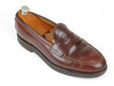 Alden 6754 Ravello Shell Cordovan LHS Loafers 8.5 D ( B / D )  RARE