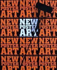 LIVRE : NEW POSTER ART (affiche design,modern)