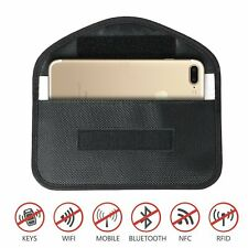 Cell Phone Signal Blocker Jammer Multi-function Pouch Bag for Card Key RFID Card
