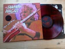 Sammy Hagar Live Loud & Clear Excellent LTD EDITION RED Vinyl Record E ST 25330
