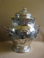 WMF SILVER PLATED PUNCH BOWL