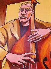 SCOTT LaFARO PRINT poster jazz bass live at village vanguard bill evans trio cd