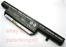 Genuine B5130M c4500BAT-6 B4100M battery For Clevo c4500 c4501 c4505 W150 W170