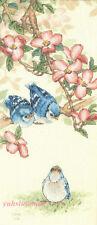 Dimensions Cross Stitch Kit - Baby Blue Jays