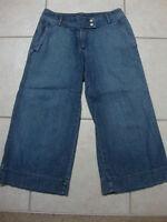 Womens NEW YORK & COMPANY gaucho jean capri pants, 2