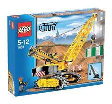 LEGO 7632 CITY CRAWLER CRANE with 2 minifigures New & Sealed
