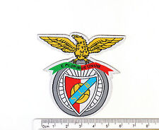 Portugal Benfica soccer football team iron-on embroidered patch emblem appliques