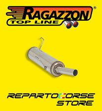RAGAZZON TERMINALE SCARICO ROTONDO 50MM PEUGEOT 206 1.4HDI 50kW 68CV 58.0145.99